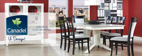 Canadel Is A Leading North American Manufacturer Of High Quality Dining Room Furniture Family Business Established In Quebec 1982 We Employ Over 700