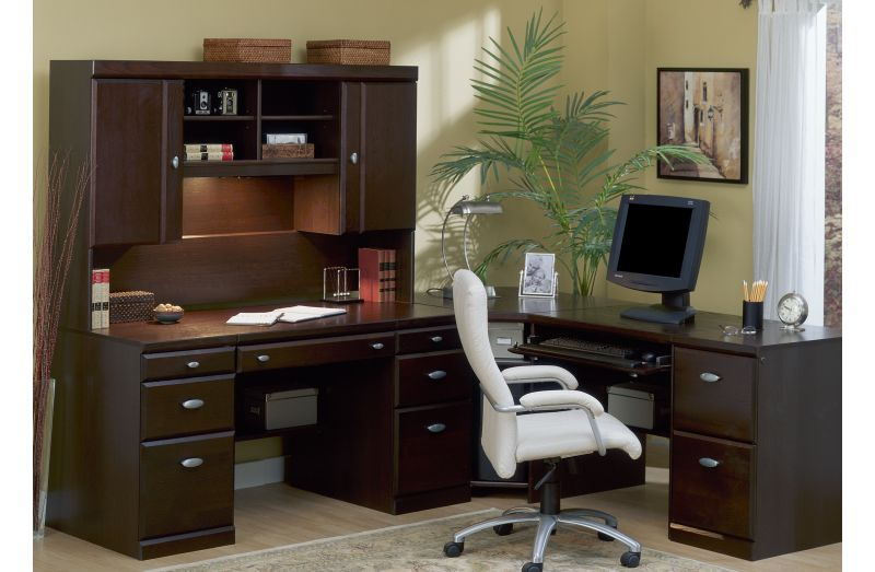 office furniture collection. Simple Office Defehr Office Furniture Collection 367 In Espresso Finish For Office Furniture Collection
