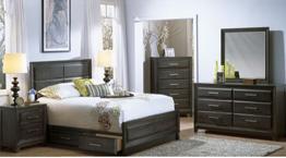 Defehr 672 Bedroom Collection