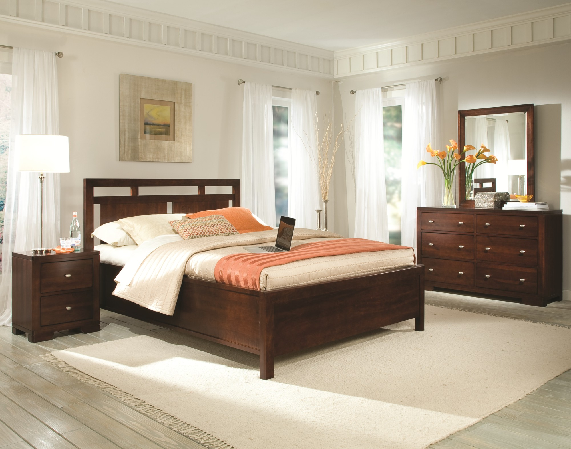 Perfect Balance Symmetry Bedroom Collection
