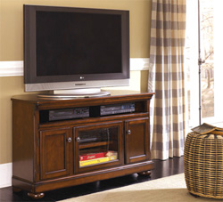 Ashley W697 28 Tv Stand